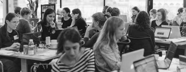 Berlin Geekettes Hackathon